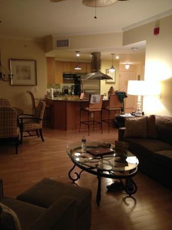 2 bedroom suite in The Village - Picture of Wild Dunes Resort ...