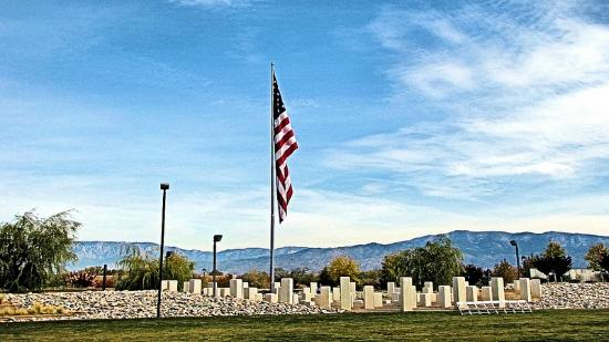 ‪New Mexico Veterans' Memorial, Albuquerque‬