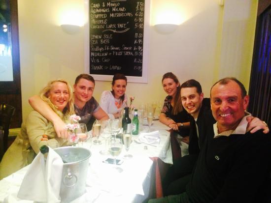 Ashtead, UK: Best Italian Restaurant In Surrey! Thank you as always xxx