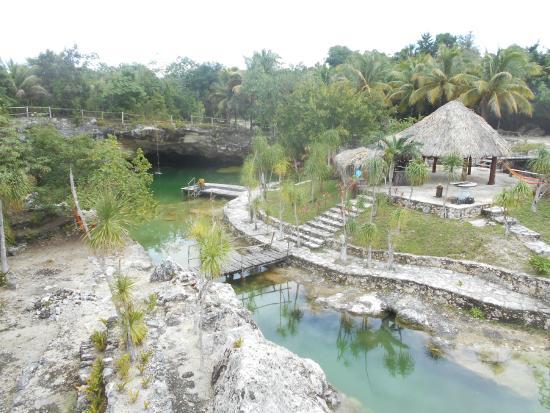Itour Mexico: un tuffo di 7 metri