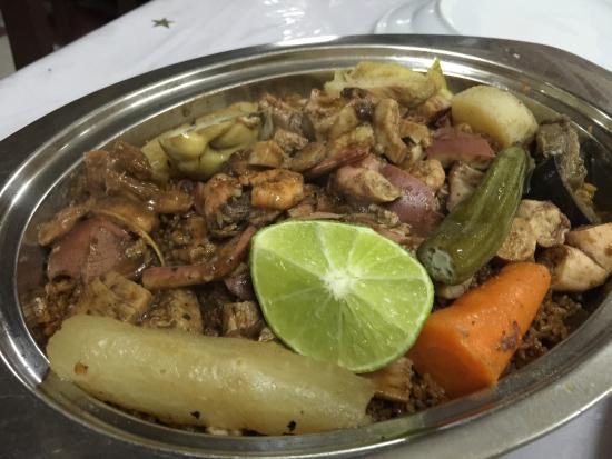 Chez Loutcha: spécialité sénégalaise