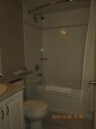 Sandman Suites Surrey-Guildford : Bathroom