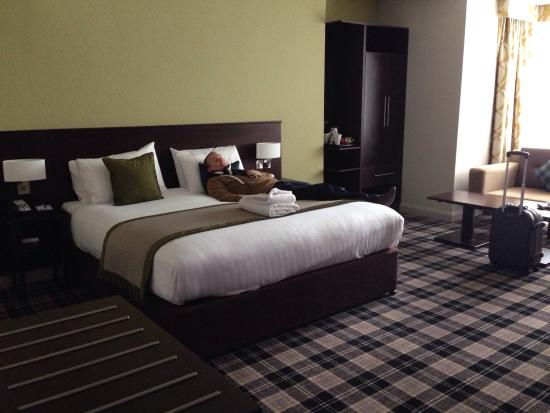 Best Western Plus Manchester Airport Wilmslow Pinewood Hotel: Chambre