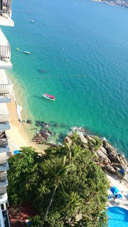 Holiday Inn Resort Acapulco: Vista al mar