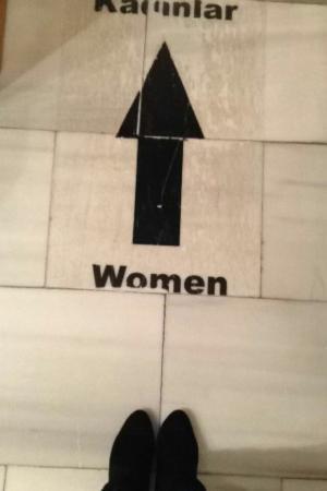 Çemberlitaş Hamamı: مدخل النساء
