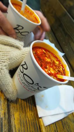 Bors GasztroBar: Hungarian Stew