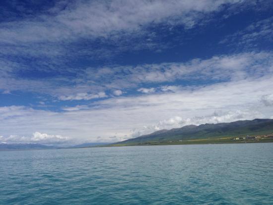 Qinghai Plateau: QInghai Lake