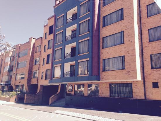 Hotel Egina Bogota Confirtavel