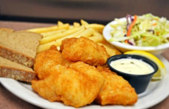 Jacksonport, WI: Fish Fry (Cod) - Friday Night Menu