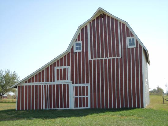 Pawnee City Nebraska >> Larry The Cable Guy S Old Barn Picture Of Pawnee City