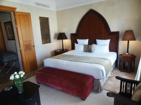 Riad Villa Blanche: Chambre élégance