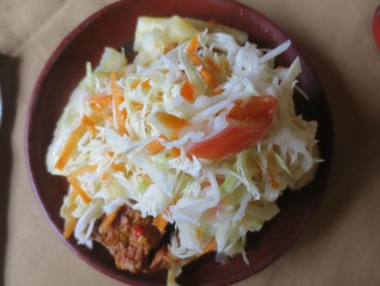Restaurante Comidas Tipicas y mas...: pork stew with yucca