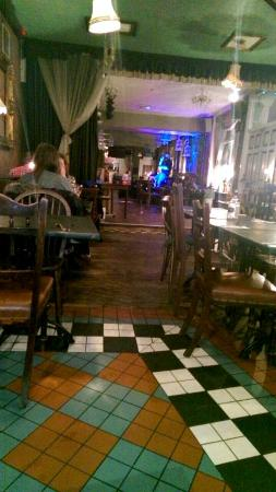 The North Star: I love the decor of this pub