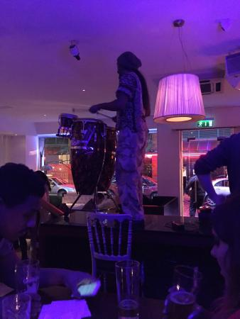 The Morgan Bar: Live Music