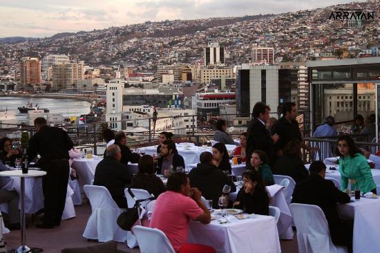 Terraza Picture Of Arrayan Valparaiso Tripadvisor