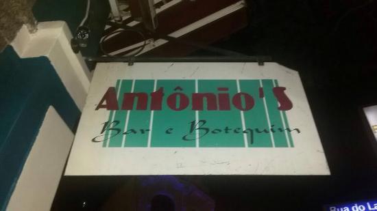 Antônio's Bar e Botequim