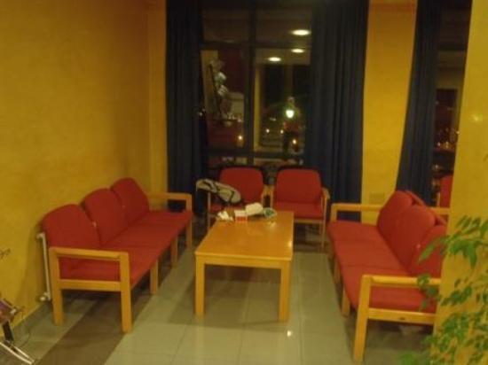 Bilbao Hostel: 6