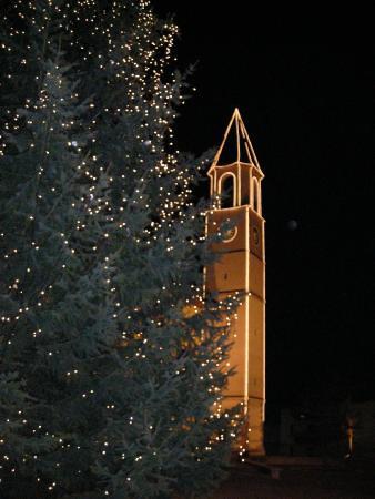 Hotel Allo Zodiaco: La chiesa di Andalo