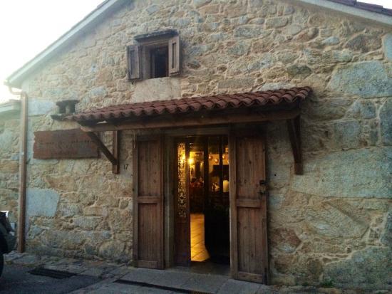 Boiro, Espanha: Entrance