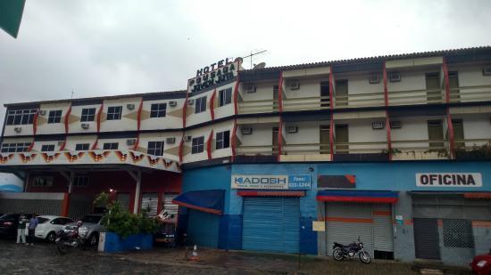 Jacobina, BA: FACHADA