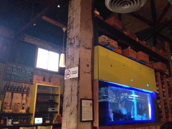 El Taller Baja Med Cocina: Buen concepto e interesante