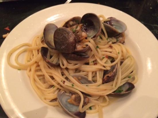 Cafe Zoetrope : Pasta com frutos do mar