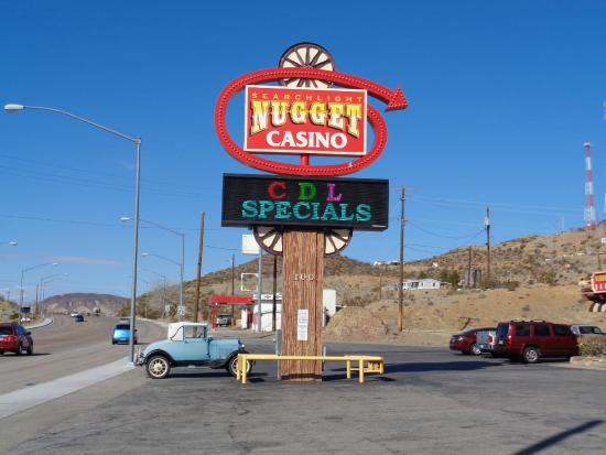 Golden nugget casino searchlight nevada john gambling fired from wabc radio