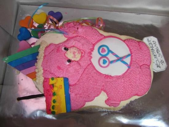 Admirable Customized Care Bear Cake Picture Of Fab Colombo Tripadvisor Funny Birthday Cards Online Alyptdamsfinfo