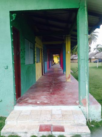 Hotel El Porvenir: Hotelkamers