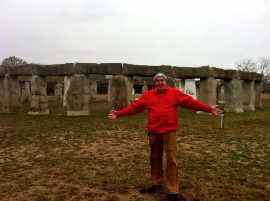 Stonehenge II: Unexpected