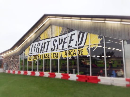 Lightspeed Go-Karts & Laser Tag
