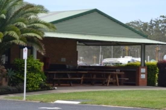 North Coast Holiday Parks Coffs Harbour: Camp Kitchen