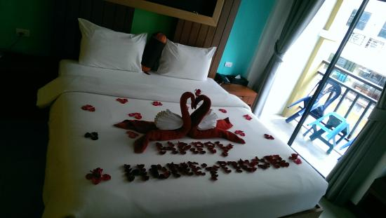 Phil Boutique Hotel: Honeymoon setting <3