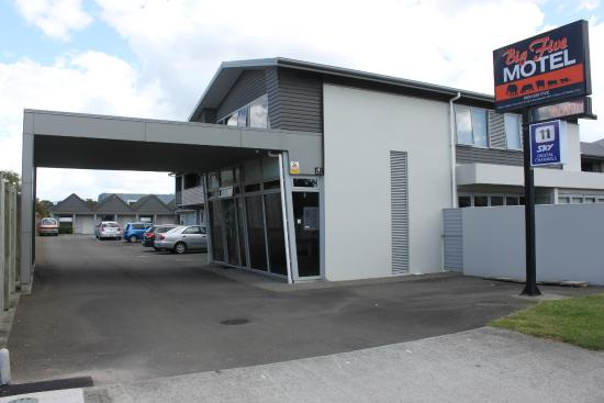 Photo of Big Five Motel Palmerston North