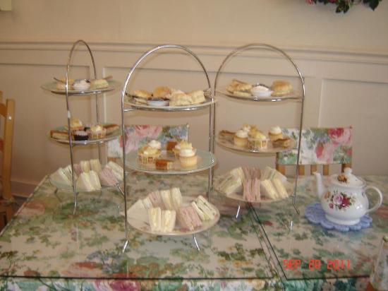 wonderful place to host a baby shower review of dickens coffee and