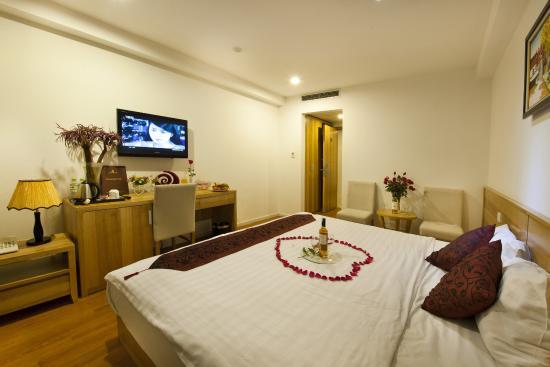 Hanoi Romance Hotel : Supperior Room