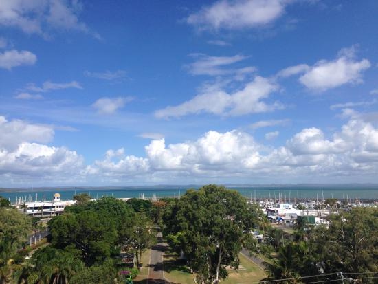 Akama Resort: View from level 6