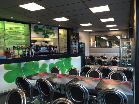 Bearn, Francia: Bar