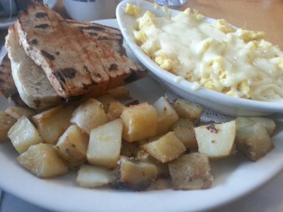 Yesterday's Restaurant : Breakfast joy joy