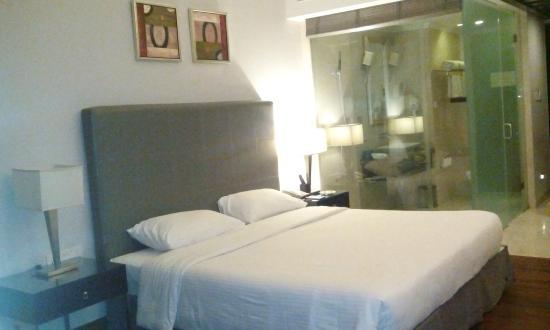 The Pllazio Hotel: Pllazio