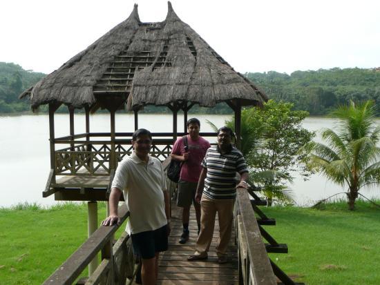 Tinapa Lakeside Hotel: Tinapa