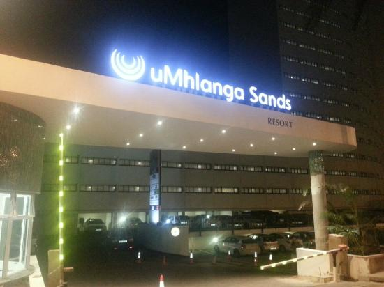 uMhlanga Sands Resort: Upgraded Entrance to Sands