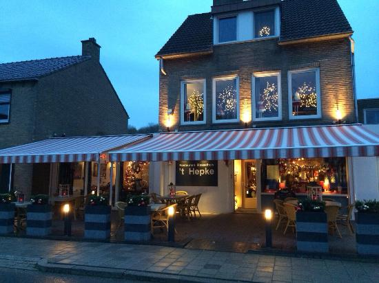 Geulle, The Netherlands: 't Hepke in wintersfeer!