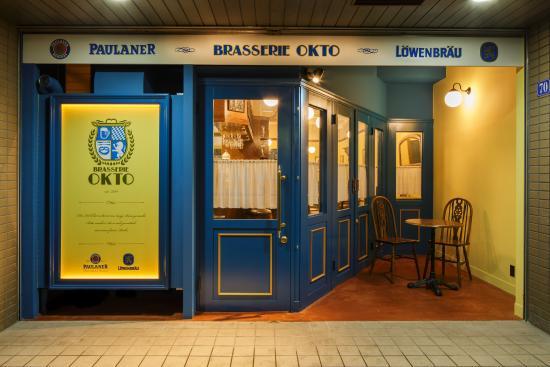 Brasserie Okto