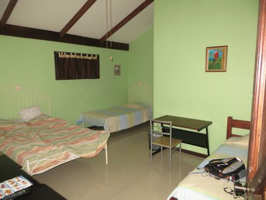 Siloe Lodge: Zimmer