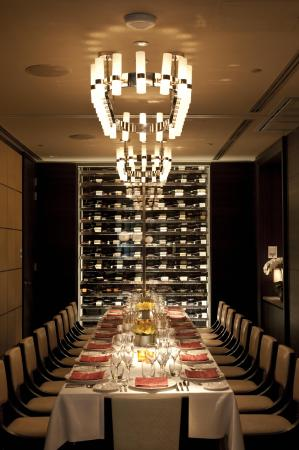 private dining room - picture of db bistro & oyster bar, singapore