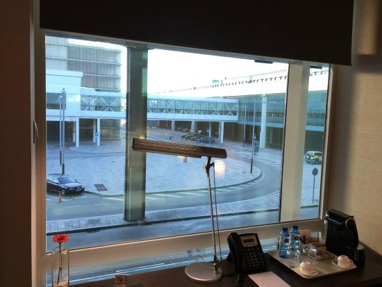 Air Rooms Barcelona Airport by Premium Traveller: View from the room