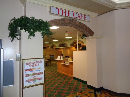 Boulder Dam Hotel Restaurant: Front of The Cafe