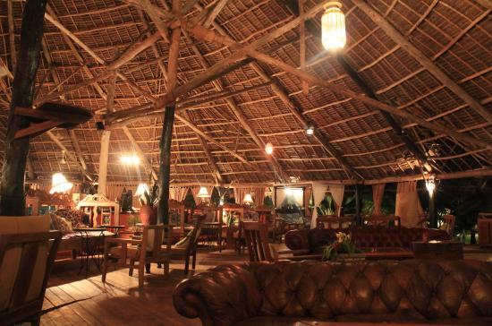 Spice Island Hotel Resort Zanzibar: Bar-lounge