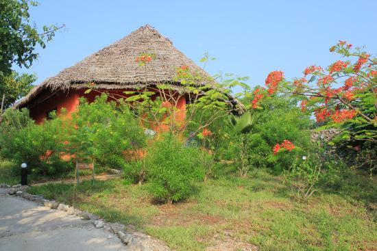 Spice Island Hotel & Resort Sansibar: Pavillon - chambres